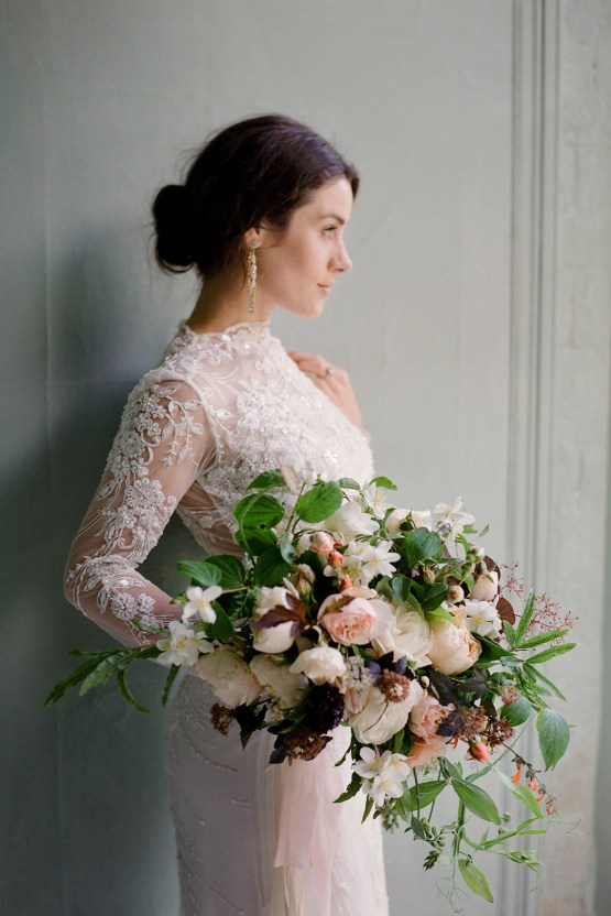 Opulent Wedding Romance In A Historic English Estate | Taylor and Porter 42