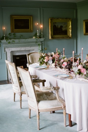Opulent Wedding Romance In A Historic English Estate | Taylor and Porter 45