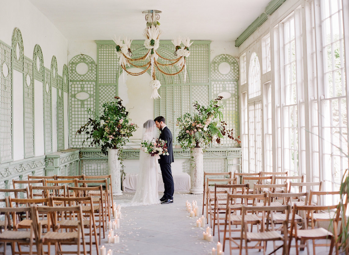 Opulent Wedding Romance In A Historic English Estate | Taylor and Porter 67