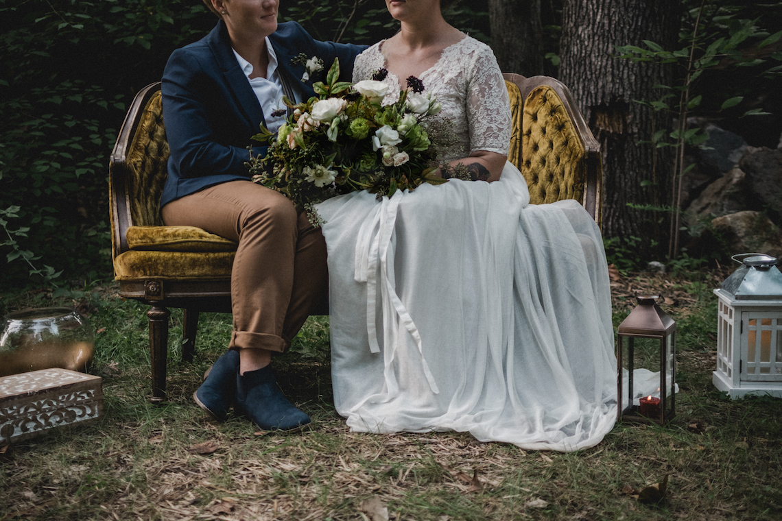 Rustic, Woodsy, Oh So Sweet Vow Renewal | Sweet Adeline Photograhy 18
