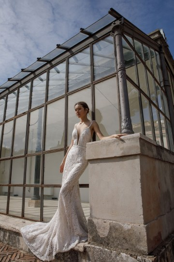 The Glamourous & Luxurious Ever After Wedding Dress Collection By Birenzweig 10