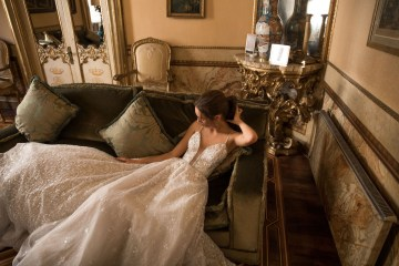 The Glamourous & Luxurious Ever After Wedding Dress Collection By Birenzweig 21