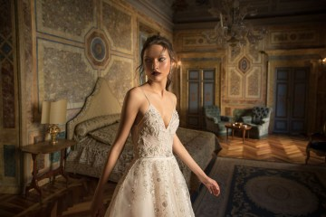 The Glamourous & Luxurious Ever After Wedding Dress Collection By Birenzweig 26