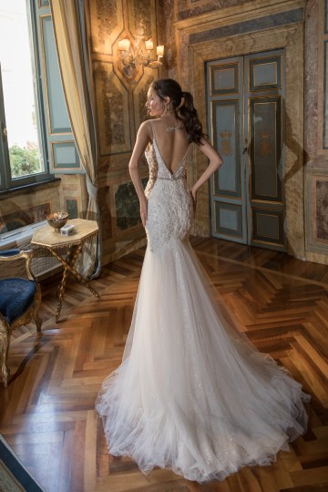 The Glamourous & Luxurious Ever After Wedding Dress Collection By Birenzweig 31