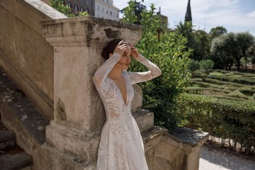 The Glamourous & Luxurious Ever After Wedding Dress Collection By Birenzweig 7