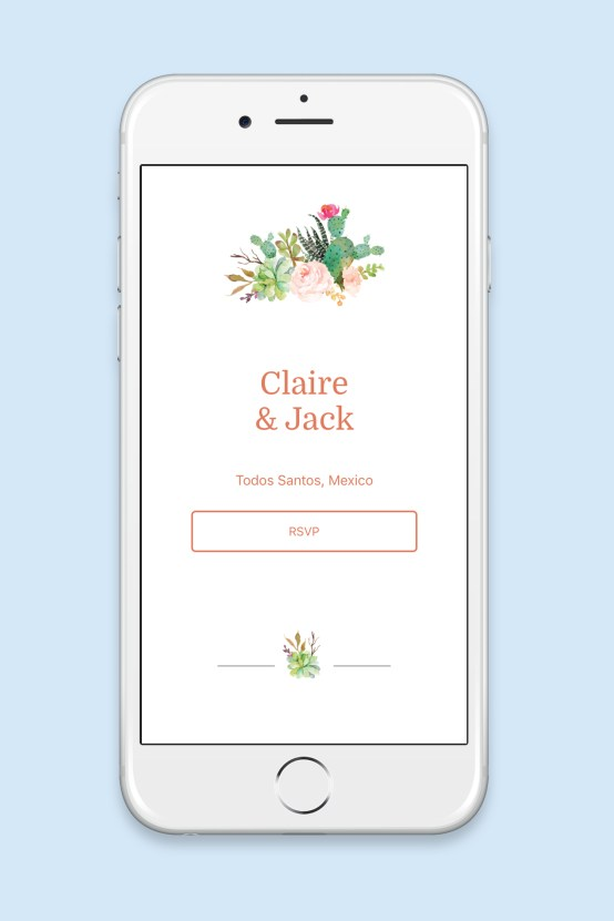 The Wedding App That Will Make Your Wedding Day Run Flawlessly | Joy RSVP
