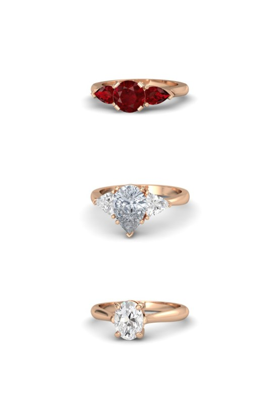 Which Engagement Ring Fits Your Personal Style? | Boho Rings Gemvara