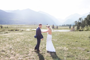 A Scenic Rocky Mountain Elopement | Sarah Porter Photography 10