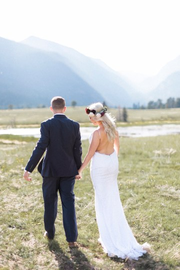 A Scenic Rocky Mountain Elopement | Sarah Porter Photography 33