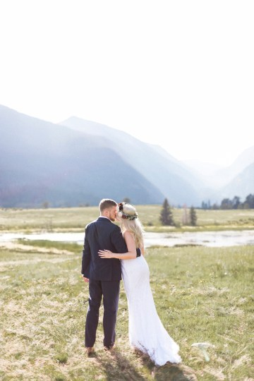 A Scenic Rocky Mountain Elopement | Sarah Porter Photography 35