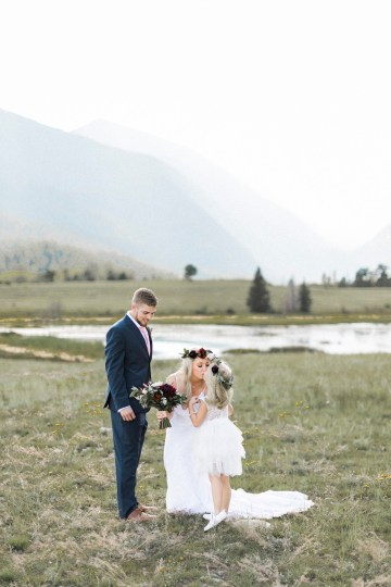 A Scenic Rocky Mountain Elopement | Sarah Porter Photography 37
