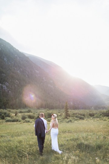 A Scenic Rocky Mountain Elopement | Sarah Porter Photography 50