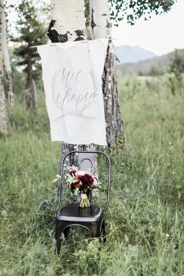 A Scenic Rocky Mountain Elopement | Sarah Porter Photography 64