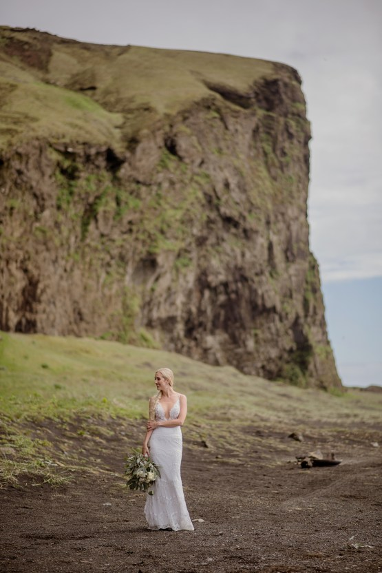 Adventurous Rainy Wedding In Iceland (With Waterfalls!) | Your Adventure Wedding 5