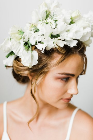 Cool Courthouse Wedding Inspiration Featuring A Bridal Jumpsuit | Rachel Birkhofer Photography 3