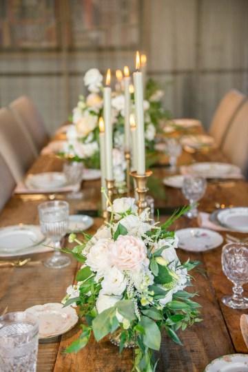 Gorgeous Buttercream & Ivory Wedding Inspiration | Anna + Mateo 19