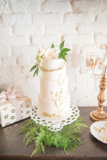 Gorgeous Buttercream & Ivory Wedding Inspiration | Anna + Mateo 28