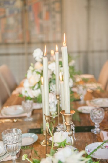Gorgeous Buttercream & Ivory Wedding Inspiration | Anna + Mateo 30