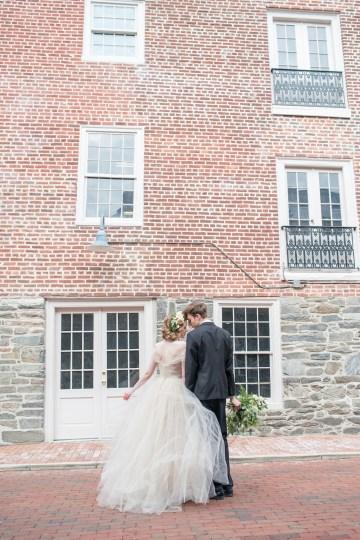 Gorgeous Buttercream & Ivory Wedding Inspiration | Anna + Mateo 33