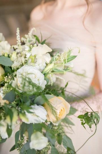 Gorgeous Buttercream & Ivory Wedding Inspiration | Anna + Mateo 34