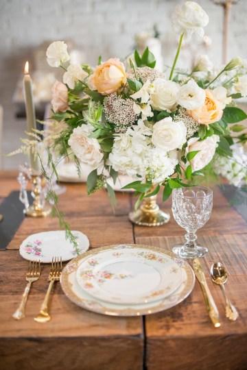 Gorgeous Buttercream & Ivory Wedding Inspiration | Anna + Mateo 6