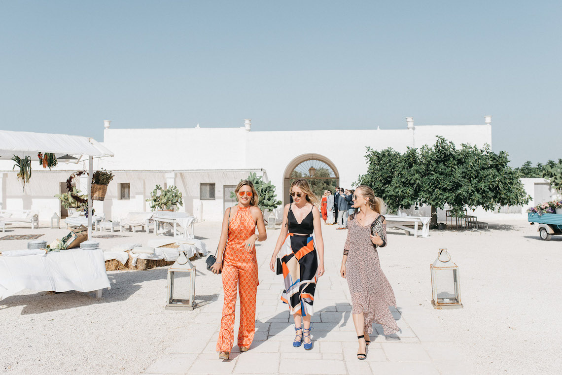 Modern & Stylish Destination Wedding In Italy | Stefano Stantucci 15