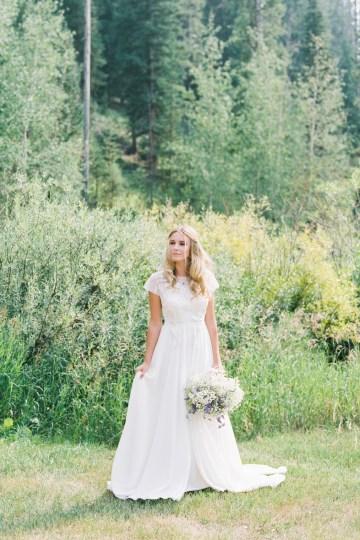 Rustic Montana Ranch Wedding | Emily Blumberg Photography 21