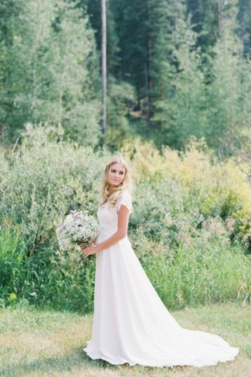 Rustic Montana Ranch Wedding | Emily Blumberg Photography 24