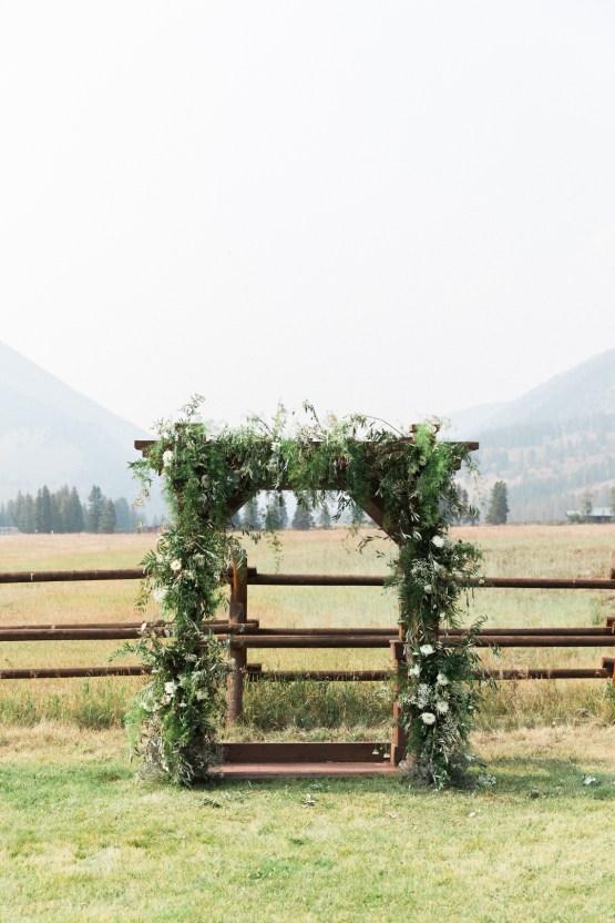 Rustic Montana Ranch Wedding | Emily Blumberg Photography 35