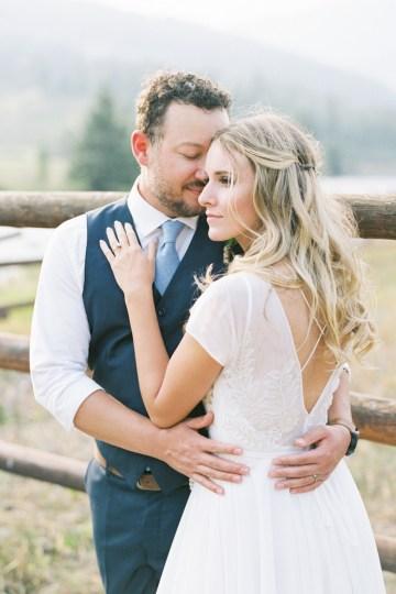 Rustic Montana Ranch Wedding | Emily Blumberg Photography 51