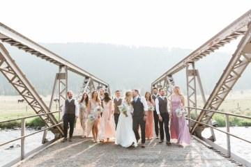 Rustic Montana Ranch Wedding | Emily Blumberg Photography 9