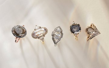 20 Stunning & Unique Engagement Rings Under $1000