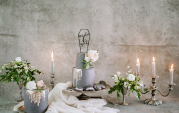 Winter Is Coming; Game Of Thrones Themed Wedding Inspiration