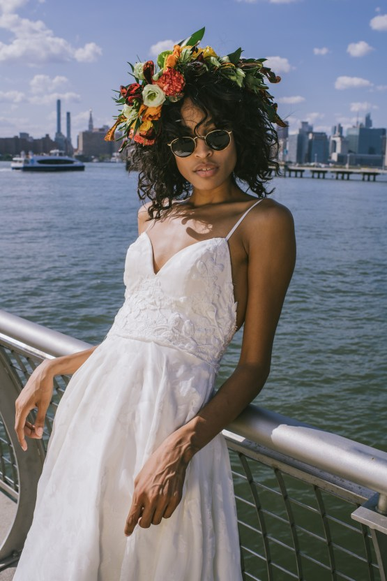 Boho Gowns & Cool Bridal Separates From The Tropical Town of Brooklyn   Loulette Bride 42
