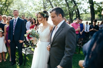 Colorful, Natural Boho Wedding (With Donuts!) | Morgan Brooks Photography 11