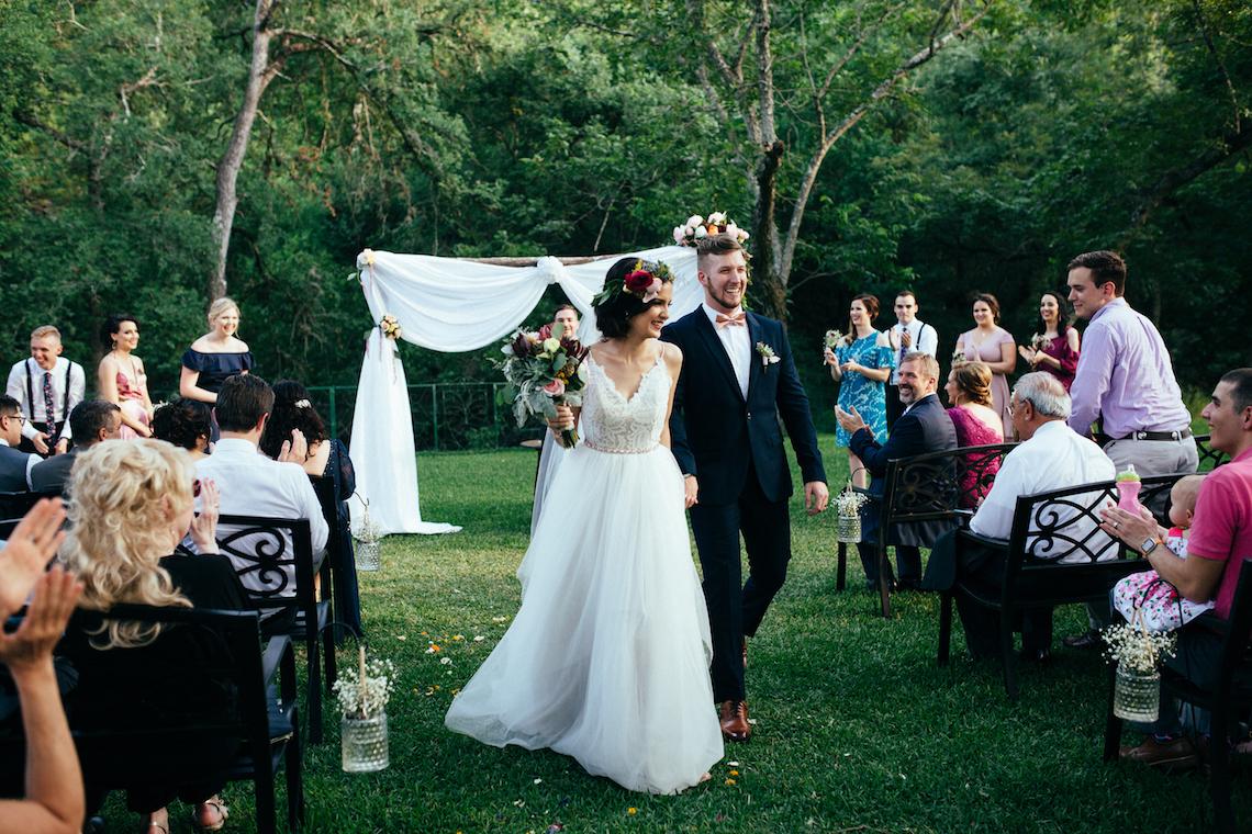 Colorful, Natural Boho Wedding (With Donuts!) | Morgan Brooks Photography 13