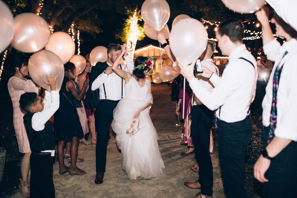 Colorful, Natural Boho Wedding (With Donuts!) | Morgan Brooks Photography 17