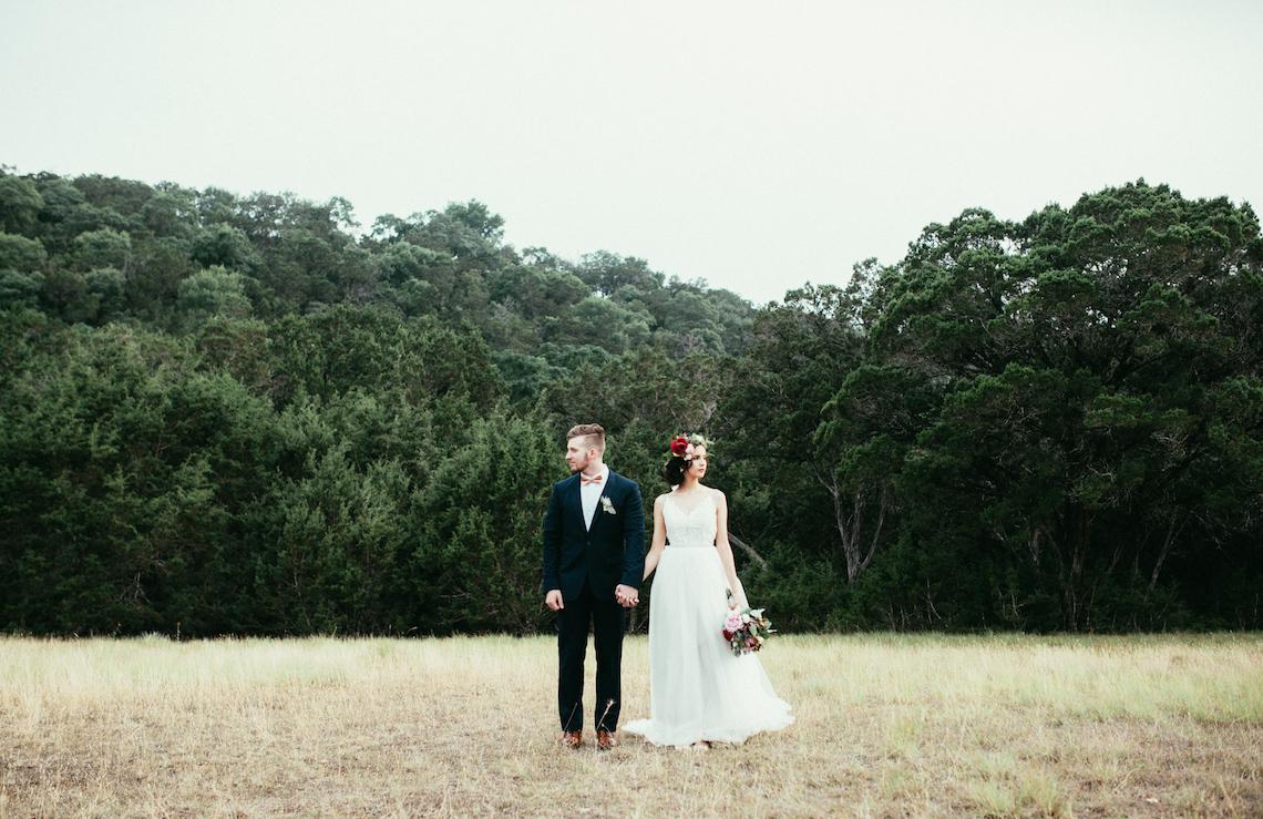 Colorful, Natural Boho Wedding (With Donuts!) | Morgan Brooks Photography 21