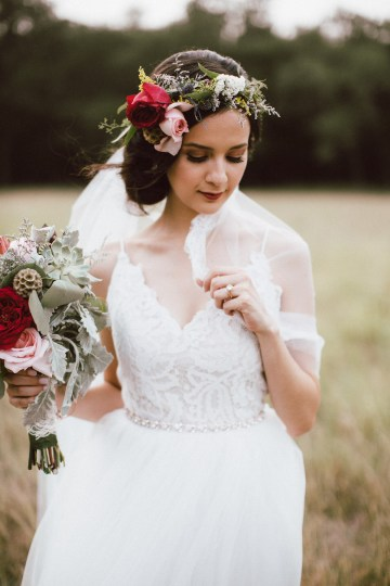 Colorful, Natural Boho Wedding (With Donuts!) | Morgan Brooks Photography 30
