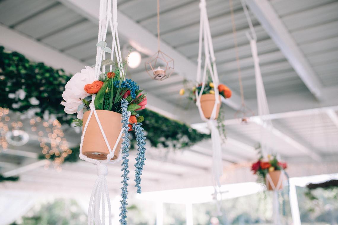 Colorful, Natural Boho Wedding (With Donuts!) | Morgan Brooks Photography 8