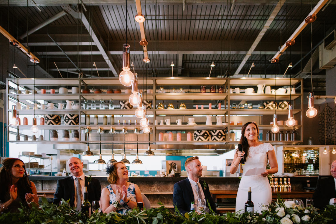Cool, Modern London Wedding | Oliver McGivern Photography 13