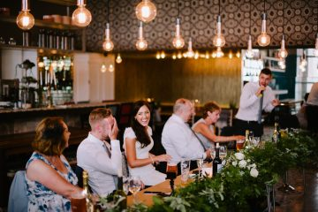 Cool, Modern London Wedding | Oliver McGivern Photography 14