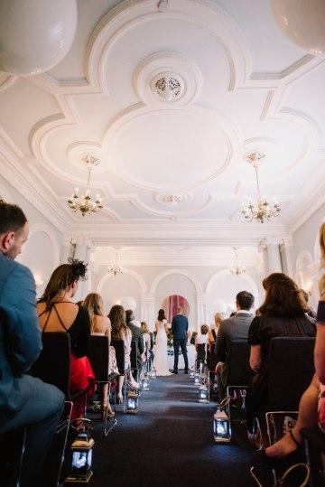 Cool, Modern London Wedding   Oliver McGivern Photography 27