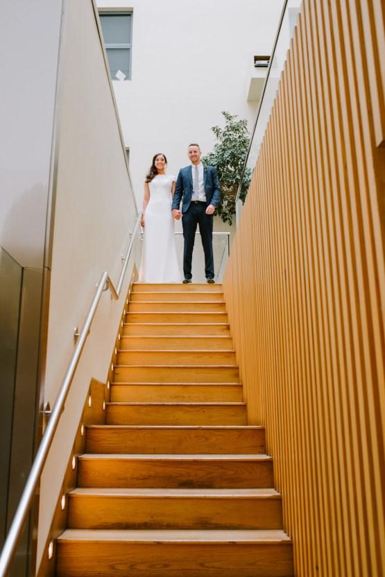 Cool, Modern London Wedding | Oliver McGivern Photography 32