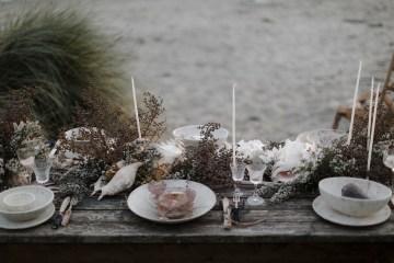 Driftwood & Seagrass, Seaside Boho Wedding Inspiration | Monica Leggio 1