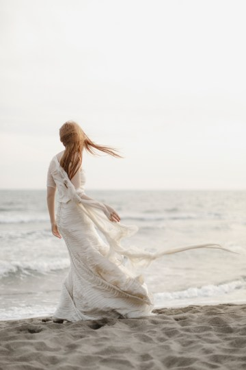 Driftwood & Seagrass, Seaside Boho Wedding Inspiration | Monica Leggio 27