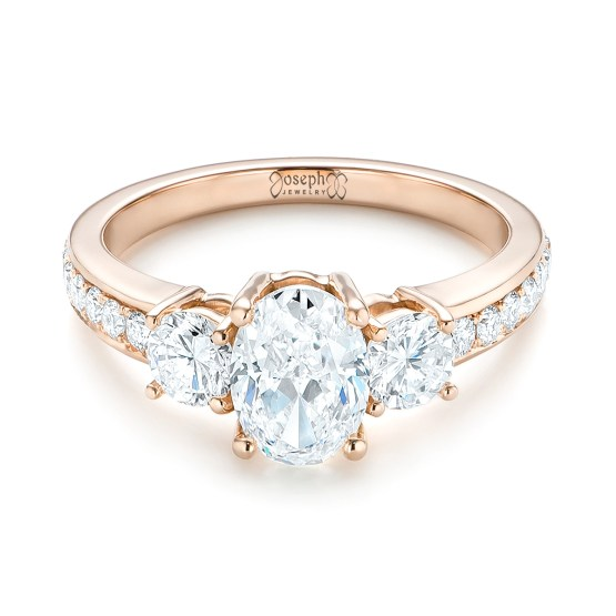 Engagement Ring 101 What's Your Ideal Diamond Ring Shape | Oval Cut | Joseph Jewelry