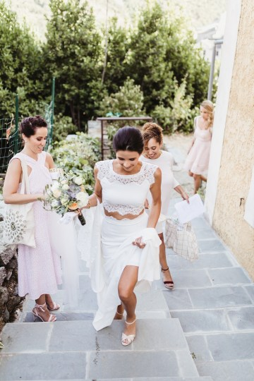 Epic Fashion Filled Wedding Weekend in Corsica | Magdalena Studios 10