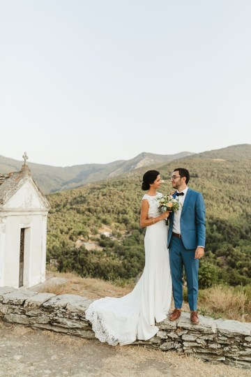 Epic Fashion Filled Wedding Weekend in Corsica | Magdalena Studios 15