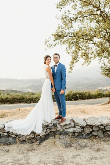 Epic Fashion Filled Wedding Weekend in Corsica | Magdalena Studios 21